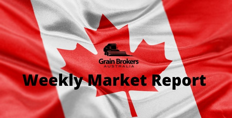 Mixed fortunes for Canadian farmers…